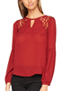 Picture of CAMICIA KICKA SOLID M/L INSERTI PIZZO ONLY