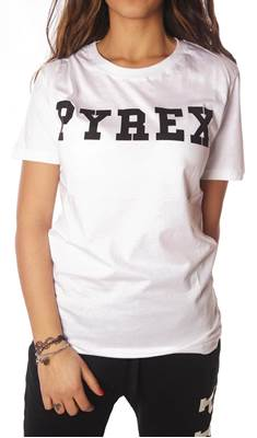 Picture of T-SHIRT DONNA PYREX