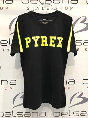 Picture of T-SHIRT PYREX FLUO UOMO