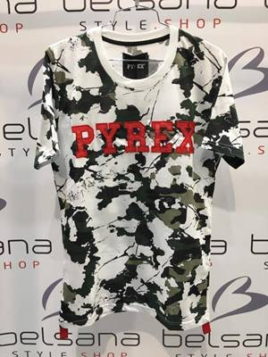Picture of T-SHIRT CAMOUFLAGE UOMO PYREX