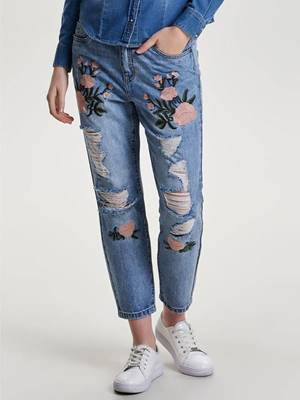 Picture of JEANS TONNI BF C/ ROSE ONLY