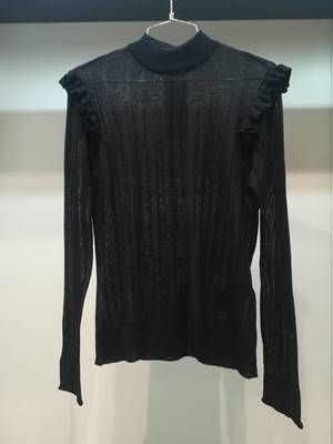 Immagine di PULLOVER PENELOPE M/L RUFFLE ONLY
