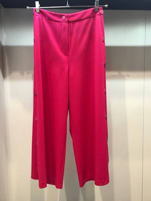 Picture of CROP PANTS  BOTTONI LAT. VICOLO