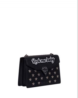 Picture of BORSA RIGIDA ROCK ME BABY STARS GIO CELLINI
