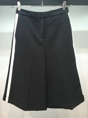 Picture of CROP PANTS C/BANDA BIANCA LATERALE VICOLO