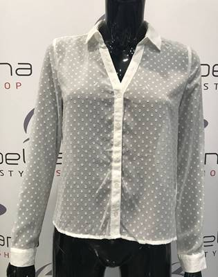 Picture of CAMICIA CAROLINA M/L TULLE POIS ONLY