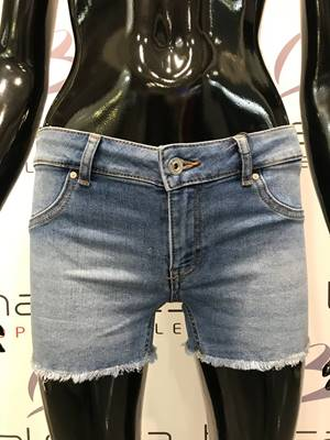 Picture of SHORTS DYLAN LOW PUSHUP DENIM ONLY