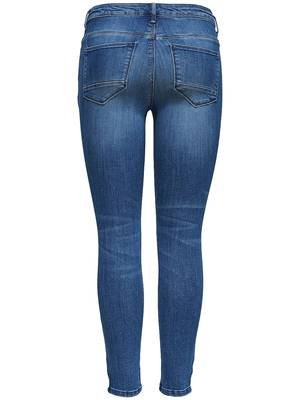 Picture of JEANS KENDELL ZIP CAVIGLIA CRE16233 ONLY