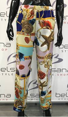 Picture of PANTALONE STAMPA MARINA IMPERIAL