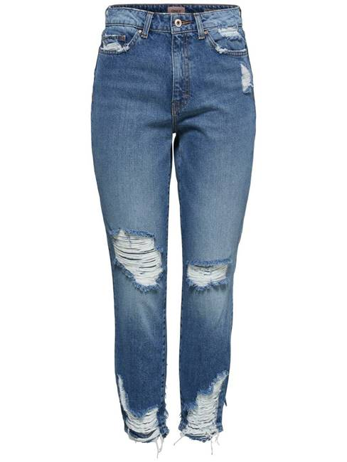 Picture of JEANS FAYE VITA ALTA STRAPPI ONLY