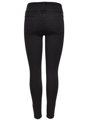 Picture of JEANS ANNA VITA ALTA CRY6060 BLACK ONLY
