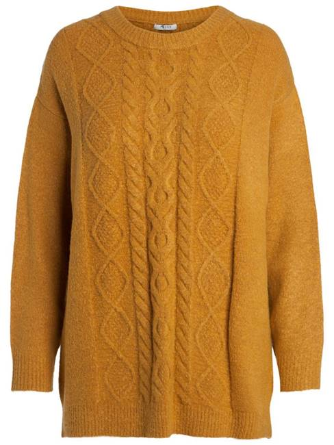 Picture of PULLOVER LUNGO FRIDE PIECES
