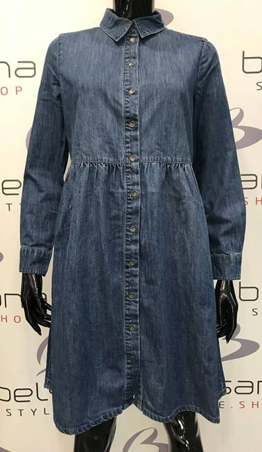 Immagine di ABITO AVRIL CAMICIA DENIM ONLY