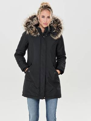 Picture of PARKA KATY C/ CAPPUCCIO ONLY