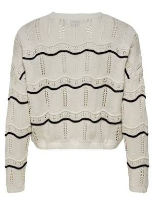 Picture of PULLOVER CORTO CACTUS ONDE LUREX ONLY