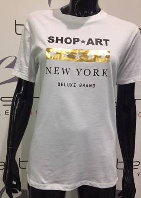 Picture of T-SHIRT STAMPA SHOP*ART