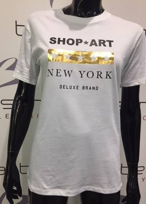 Immagine di T-SHIRT STAMPA SHOP*ART
