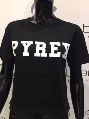 Picture of T-SHIRT CORTA BASIC UNISEX PYREX