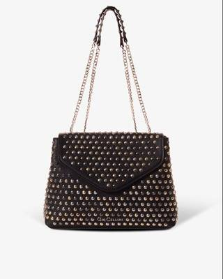 Picture of BORSA CATENE ALL STUDS GIO CELLINI