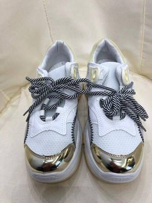 Picture of SNEAKERS PARA ALTA INSERTI ORO MYLIFE