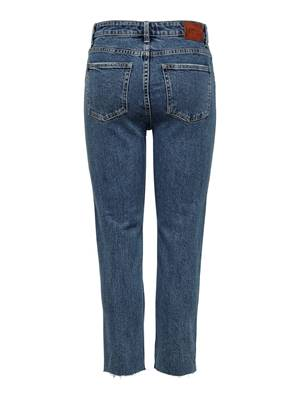 Picture of JEANS EMILY RAW DB MAE 0005 ONLY