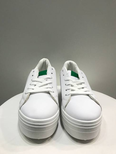 Immagine di SNEAKERS PARA ALTA RETRO VERDE MYLIFE