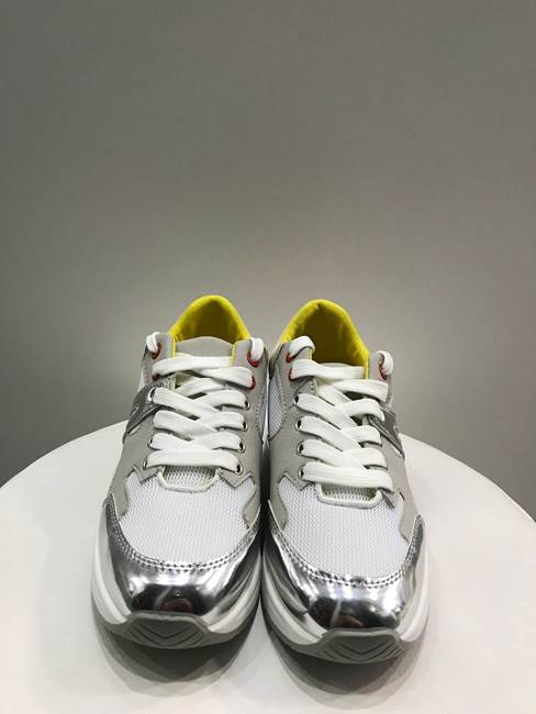 Picture of SNEAKERS INSERTI GIALLO/ROSSO/SILVER MYLIFE