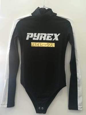 Picture of BODY M/L MEZZO COLLO DETT. ORO PYREX