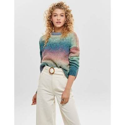 Picture of PULLOVER CORTO LELAINA MULTICOLOR ONLY