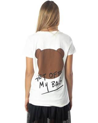 "Picture of T-SHIRT ""HEY YOU.."" ORSO VICOLO"