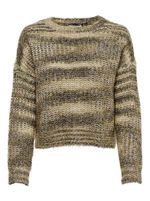 Picture of PULLOVER CORTO DISCO LUREX ONLY
