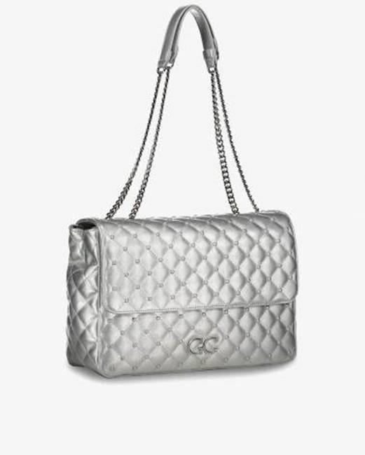 Picture of MAXI POCHETTE QUILTED C/BORCHIE GIO CELLINI