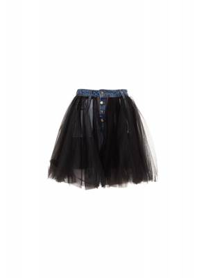 Immagine di GONNA JEANS+TULLE SHOP*ART