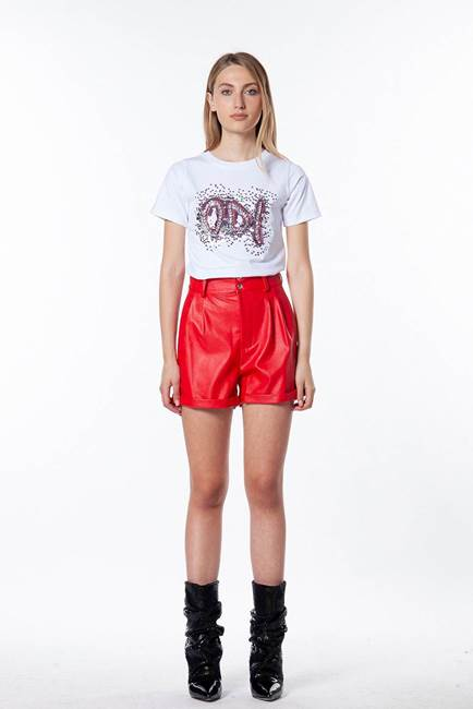 Picture of SHORTS ECOPELLE ODI ET AMO