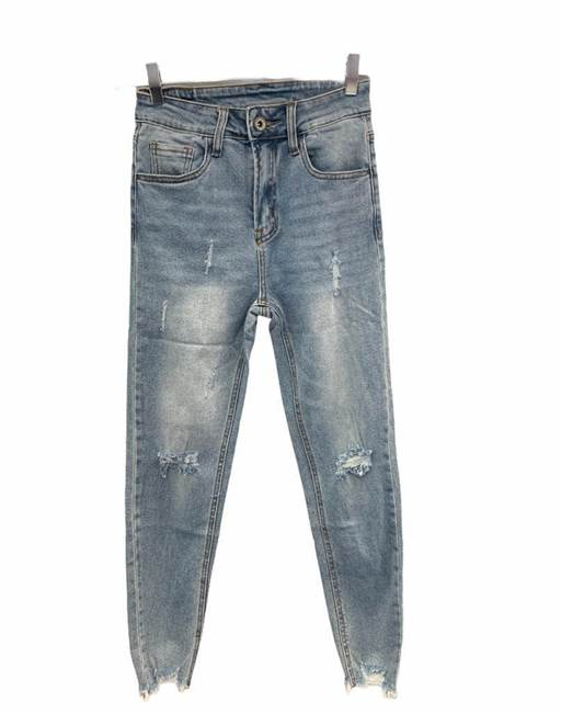 Picture of JEANS C/STRAPPI SUSYMIX