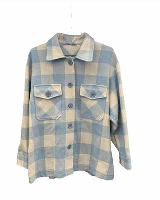 Picture of CAPPOTTINO/CAMICIA A QUADRI SUSYMIX