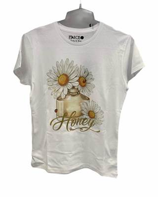 Picture of T-SHIRT HONEY NARCISO