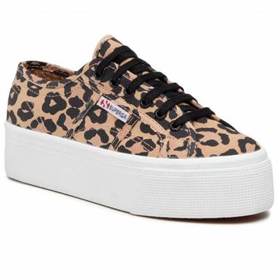 Picture of SNEAKERS MACULATE PARA ALTA SUPERGA
